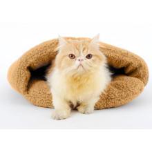 Housse / sac d'animal domestique en peluche