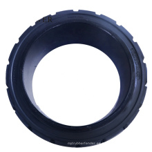 Neumático de carretilla elevadora 21X8X15 presione sobre neumático de remolque sólido