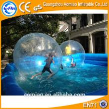 Bola de pie del agua de la burbuja del precio barato de la bola del cojinete de bola / de la burbuja para la venta