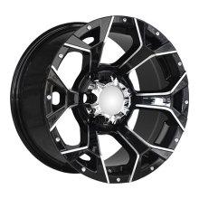 Y Shape Spokes Alloy Wheels