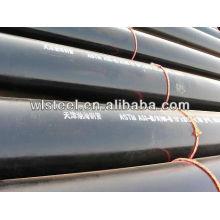 ASTM A53 GR.B carbon steel sch 40 pipe price per ton