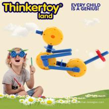 Lovely Ducks Model Toys éducatifs Building Blocks for Kids