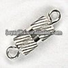 Braceletes de silicone com fecho magnético