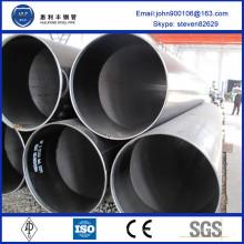 Grosso preço de alta qualidade jcoe lsaw tubos de aço para gás e petróleo
