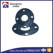 Alta qualidade PVC-M fonte de água plástico pvc montagem flange da tubulação, deslizamento na flange