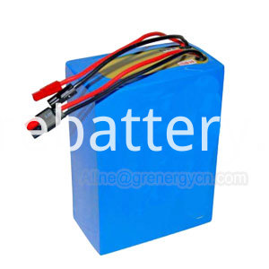 Lithium Motorcycle Batterie