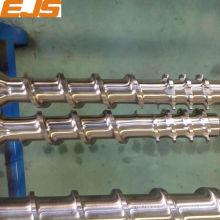 nitrided plastic extruder screw and barrel