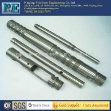China top precision cnc turning custom shafts for auto parts