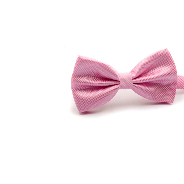 Bow Tie Pink