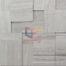 Wooden Pattern Marble Tiles (CFS1030)