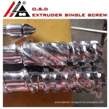 single exturder screw for PP/PE extrusion machine