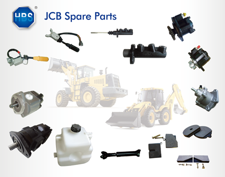JCB Backhoe Brake Master Cylinder
