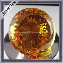 De alta calidad semi preciosa piedra cúbica zirconia
