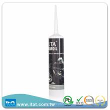 120C.C Tube industriel d'emballage en plastique pour huile moteur