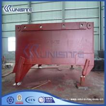 Pontón marino de acero para la construcción marina y el dragado (USA1-021)