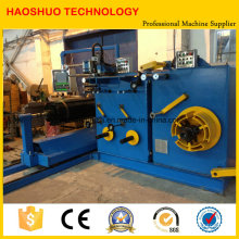 Transformer Hv Foil Winding Machine