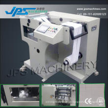 Jps-320zd 320 milímetros automática etiqueta etiqueta de papel de dobramento máquina (máquina de pasta)