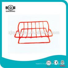 Support de savon Mini Iron Wire Coating / Cheap Soap Dish / Soap Basket