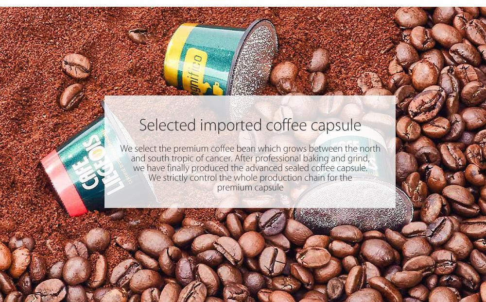 Scishare Capsule Coffee Maker