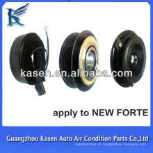 6pk novo forte ac embreagem 10pa15c automotivo ar condicionado compressor embreagem