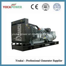 250kVA / 200kw Elektrischer Dieselgenerator Energieerzeugung