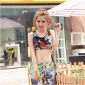 OEM Hot Sale Sublimated Sports Bra for Women