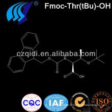 CPhI Intermédiaires pharmaceutiques Fmoc-Thr (tBu) -OH Cas No.71989-35-0