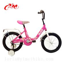 2017 neue design billig kinder fahrräder zum verkauf / mode design air reifen kinder bikes 12 zoll / billige kinder fahrräder mit training rad
