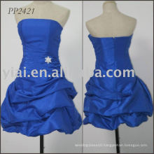 2011 manufacture free shipping sexy evening dress beaded PP2421