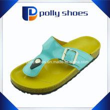 Женские плоские сандалии Jelly Flip Flop женские стринги тапочки