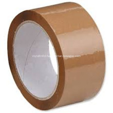 Brown tan parcel packing sealing tape