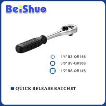 Рукоятка с храповым механизмом быстрого отсоединения с храповым механизмом, гаечный ключ с торсионным гаечным ключом