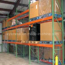 Emplacements temporaires Étagère de rangement et entrepôt de stockage