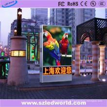 Напольный Multi Цвет вел афишу для рекламировать