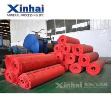 высокое качество 6 мм Толщина резиновый лист , 6 мм Толщина резиновый лист для горно-обогатительного комбината