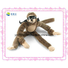 Plush Long Arma and Long Legs Screaming Monkey (XMD-0116C)