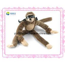 Plush longo Arma e pernas longas Screaming Macaco (XMD-0116C)