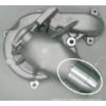 Pièce de moulage par gravité en acier