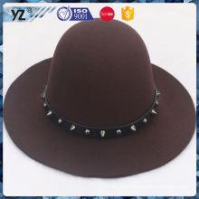 Основной продукт различных типов вязания крючком женщин шляпу, сделанные в Китае