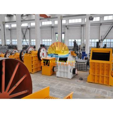 China Beste Fabrik Preis Kiefer Stein Crusher / Crushing Maschinen im Angebot