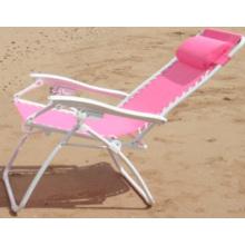 Gartenmöbel Sling Stuhl mit verstellbaren Armlehnen