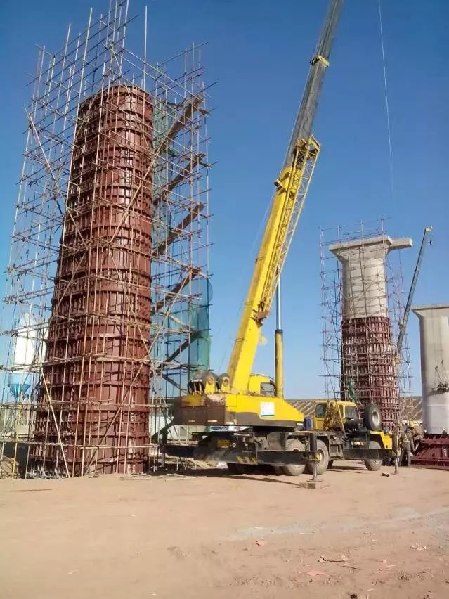 Column Steel Formwork