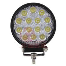 42W LED luz de trabalho Spot Beam, alta qualidade, garantia de 2 anos