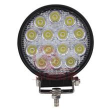 Faisceau de tache de lumière de travail de 42W LED, qualité, garantie de 2 ans