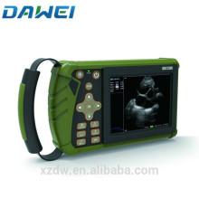 DW-VET6 animal échographie prix / échographie vétérinaire
