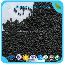 Filtro de ar de carbono activado em colunas de carvão de 3,0 mm