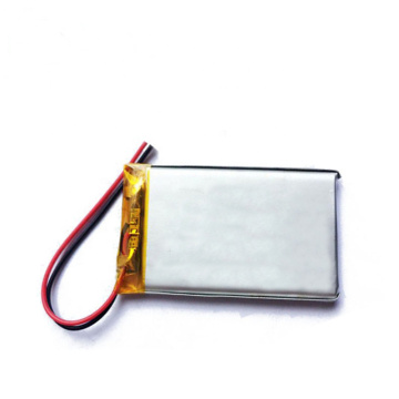 Batteria ai polimeri di litio 3.7V 1300mAh Li Polymer Battery 553759