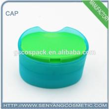 Alle Farbe runde Form Kunststoff große Größe Kappe Disc Top Cap