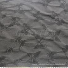 Mariposa Jacquard con 4-Way Spandex tela de nylon para chaqueta casual