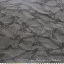 Butterfly Jacquard with 4-Way Spandex Nylon Fabric for Casual Jacket